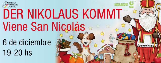 El 6 de diciembre, todos los años, el mundo del habla alemán […]