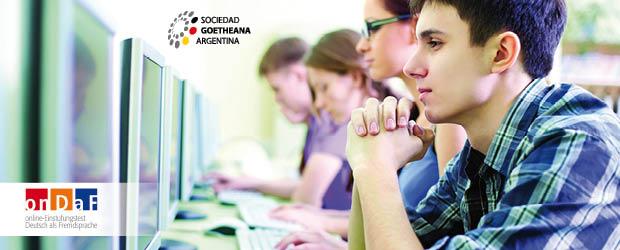 Sabías que… - podés rendir el examen internacional onDaF en nuestra institución […]